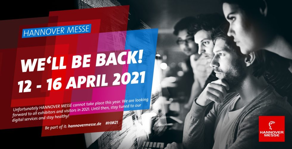 HANNOVER MESSE DIGITAL EDITION 12- 16.04.2021 r.